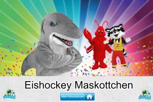 Eishockey Verein Kostüme Maskottchen Karneval Produktion Firma Bau