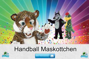 Handball Verein Kostüme Maskottchen Karneval Produktion Firma Bau