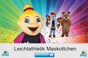 Leichtathletik Kostüme Maskottchen Karneval Produktion Firma Bau