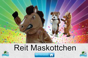 Reit Kostüme Maskottchen Karneval Produktion Firma Bau