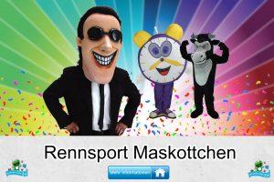 Rennsport Kostüme Maskottchen Karneval Produktion Firma Bau