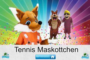 Tennis Verein Kostüme Maskottchen Karneval Produktion Firma Bau