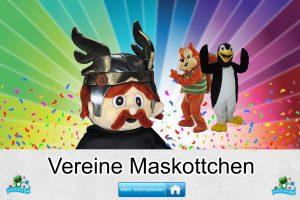 Verein Kostüme Maskottchen Karneval Produktion Firma Bau
