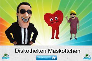 Diskotheken Kostüme Maskottchen Karneval Produktion Firma Bau