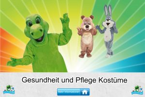 Gesundheit Pflege Kostüme Maskottchen Karneval Produktion Firma Bau